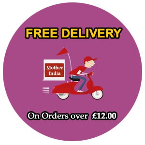 Free Delivery at Mother India